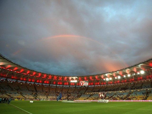 Estadio Maracaná sufre graves afectaciones
