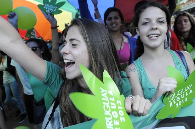 Uruguay y la  la marihuana