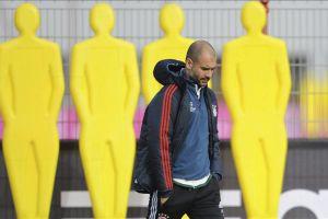 """Guardiola está sorprendido de """"lo difícil"""" de la Bundesliga"""