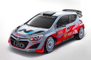 Hyundai se une al mundial de Rally en 2014