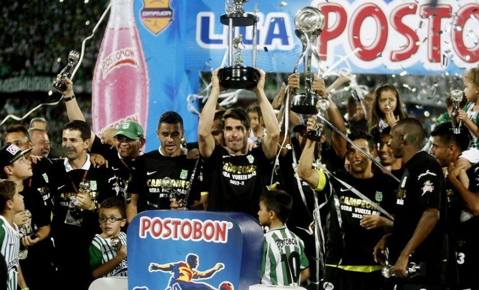 Dos muertos por festejo del título del Atlético Nacional