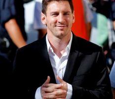 Descartan nexos de Messi en blanqueo de dinero