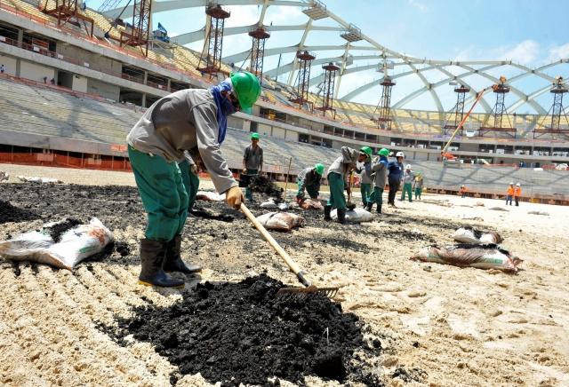 Paran obras en la Amazonia