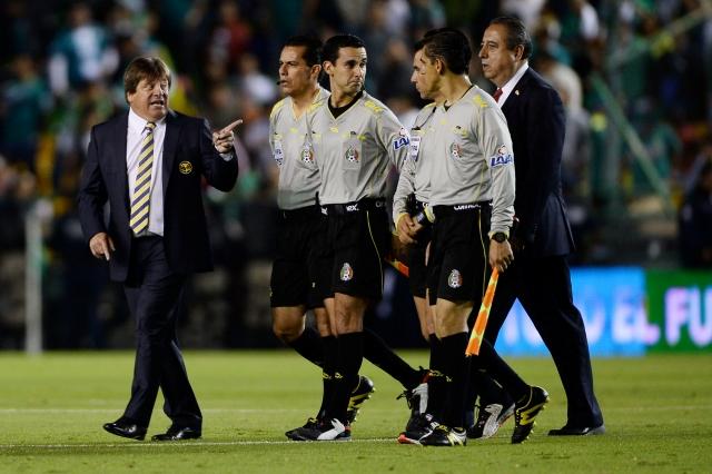 'Piojo' apunta contra árbitros