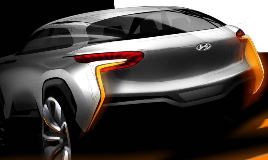 El nuevo lenguaje de diseño de Hyundai a escena