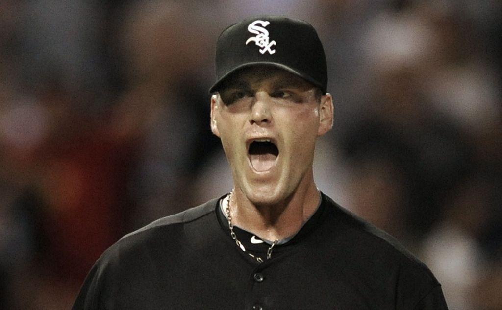 El cerrador proveniente de los Chicago White Sox, Matt Thornton.