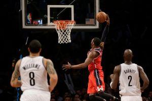 Wall anota 21 puntos y los Wizards vencen a los Nets