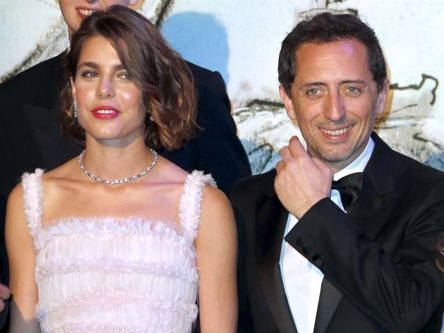 Carlota Casiraghi y Gad Elmaleh no quieren casarse de momento.