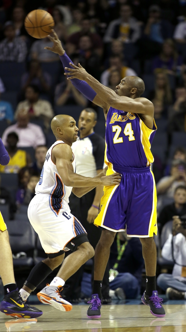 Lakers sacan provecho