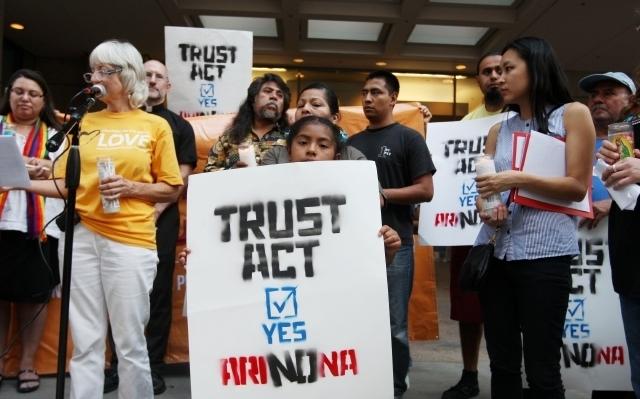 Condados se preparan para Acta de Confianza en California