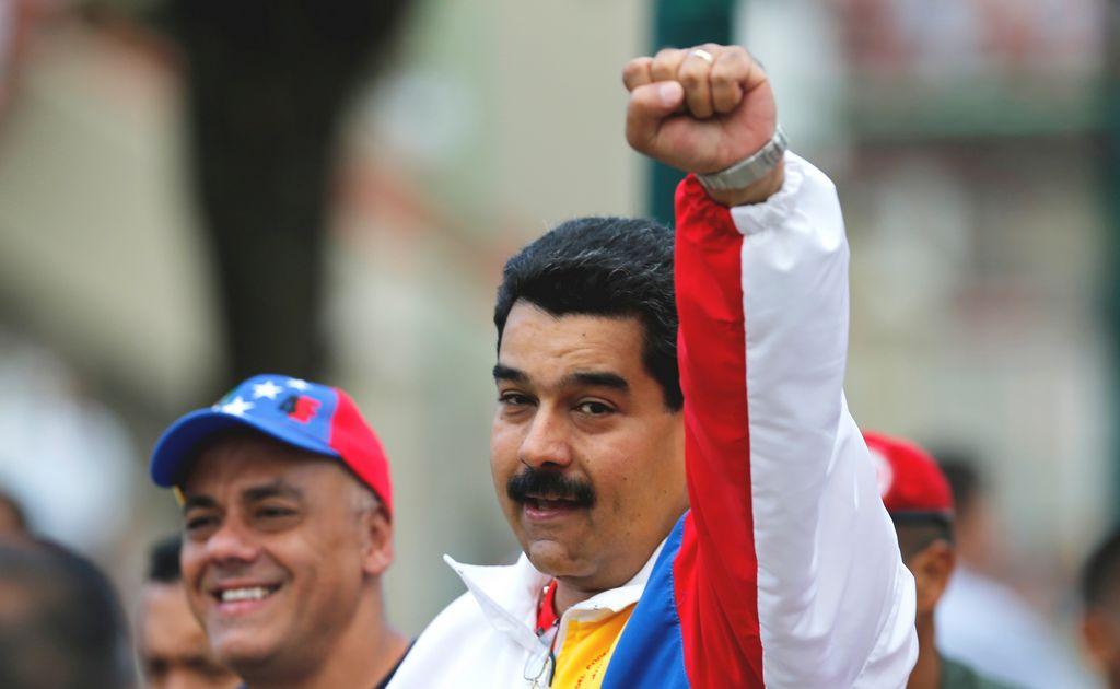 "Paraguay retira de su lista como ""persona non grata"" a Maduro"