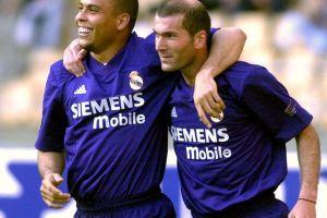 Ronaldo y Zidane jugarán por la reconstrucción de Filipinas