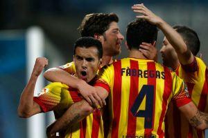 Barcelona remonta en Getafe y recupera liderato