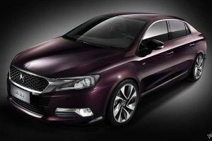 Nuevo sedán premium de Citroën para China