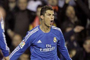 Cristiano supera marca goleadora de 'Hugol' en el Real Madrid