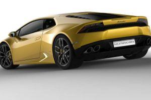 Llega el relevo del Lamborghini Gallardo