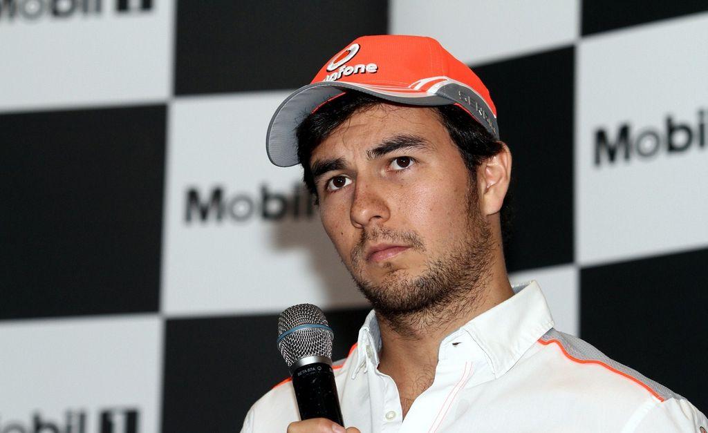 Checo la tiene muy complicada también en Force India.