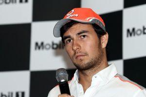 Fue un mal año para Checo Pérez en McLaren