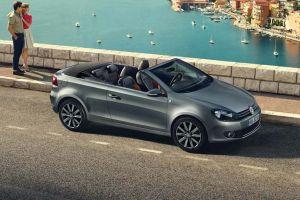 Nueva edición especial del Volkswagen Golf Cabrio