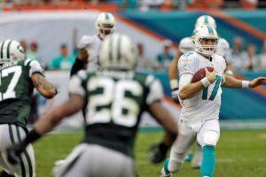 Dolphins, fuera de postemporada al perder con Jets