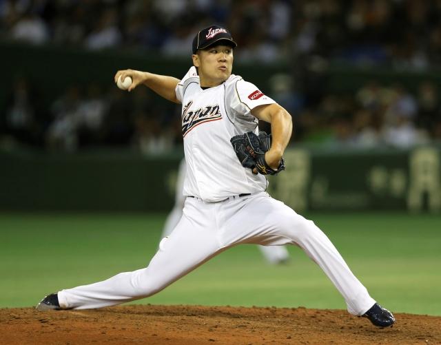 Masahiro Tanaka está en el radar de los grandes equipos de MLB.