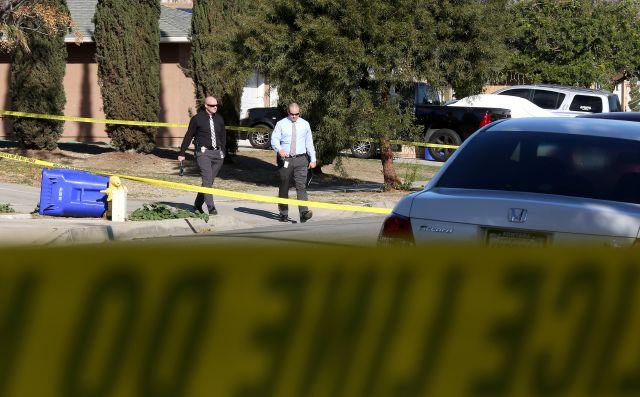 Hispano mató a su familia y se suicidó en Fontana