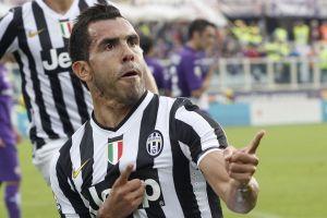 Tevez, elegido el mejor jugador de la Serie A