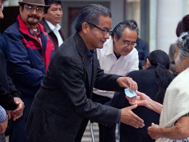 Rufino Domínguez, por el derecho a no emigrar