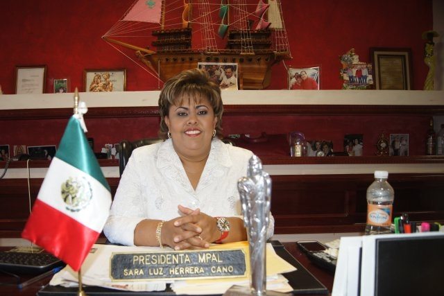 Detienen exalcaldesa mexicana sospechosa de asesinato
