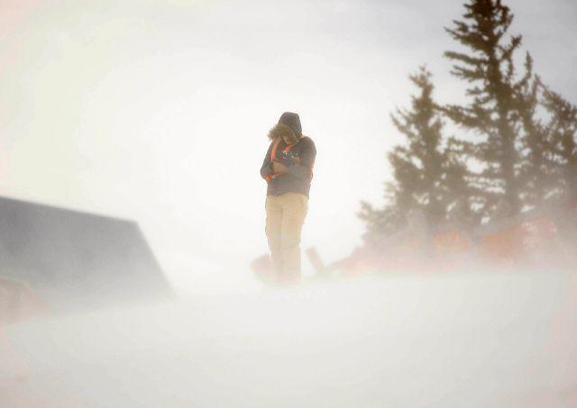 15 muertes por tormenta, pronostican vórtice polar