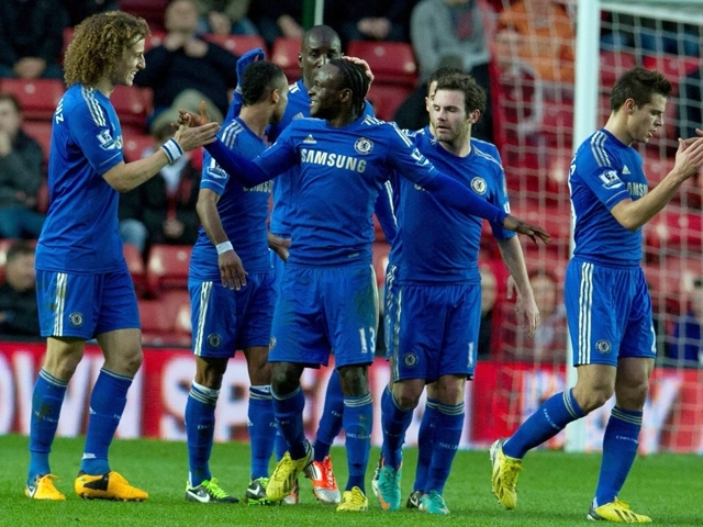 Liverpool y Chelsea avanzan a la siguiente ronda de la FA Cup