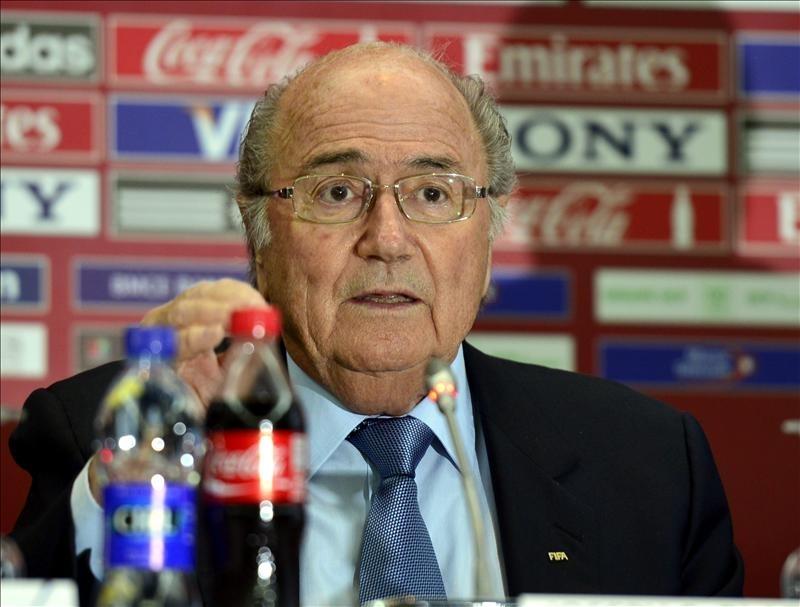 """Blatter: """"El fútbol ha perdido a una leyenda"""""""