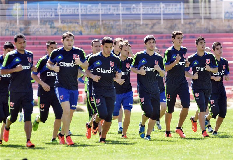 La U de Chile debutó en el Clausura con triunfo