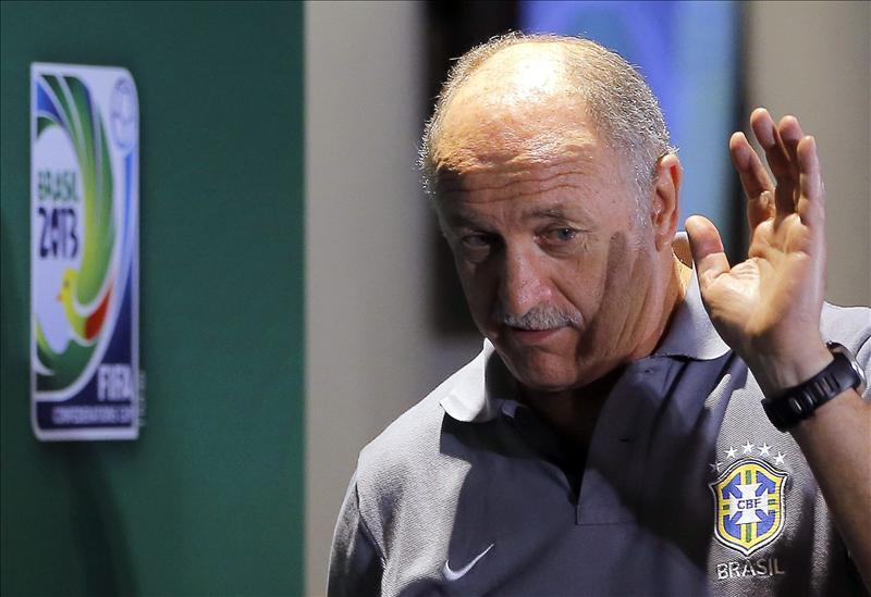 """Scolari: """"Una pérdida para el mundo del fútbol"""""""