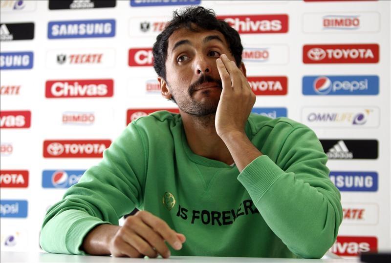 Chivas cede al guardameta Luis Michel al Saprissa de Costa Rica