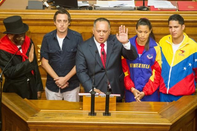 Reeligen a Cabello