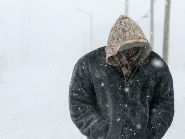 Frío peligroso en Estados Unidos