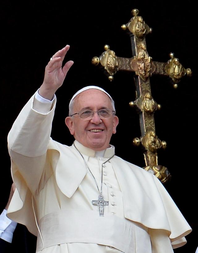 Francisco irá a Israel