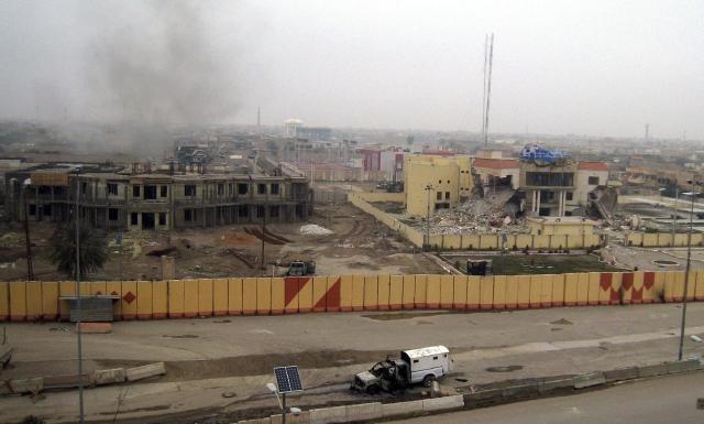 Se enfrentan iraquíes y Al Qaeda