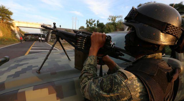 México arranca 2014 con ráfaga de asesinatos brutales