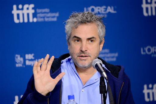 Alfonso Cuarón, nominado a Mejor Director de 2013