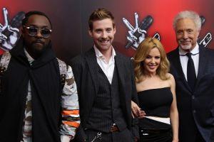 """Rediseñan las sillas de """"The Voice"""" por Kylie Minogue"""