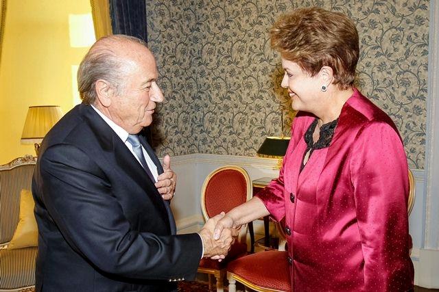 Brasil refuta las críticas de FIFA