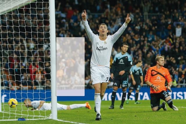 Doblete de Cristiano Ronaldo