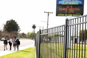 Arrestan voluntario en South El Monte High por agresión sexual
