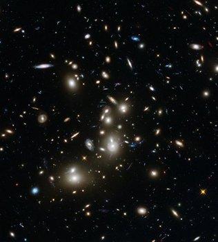 Telescopio Hubble captura las galaxias más lejanas