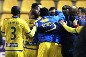 Alcorcón sorprende al Espanyol, con gol desde 35 metros (Video)