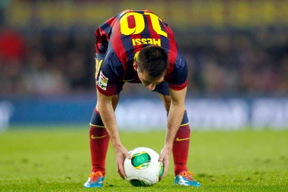 Jugada por jugada, el soñado regreso de Messi a las canchas
