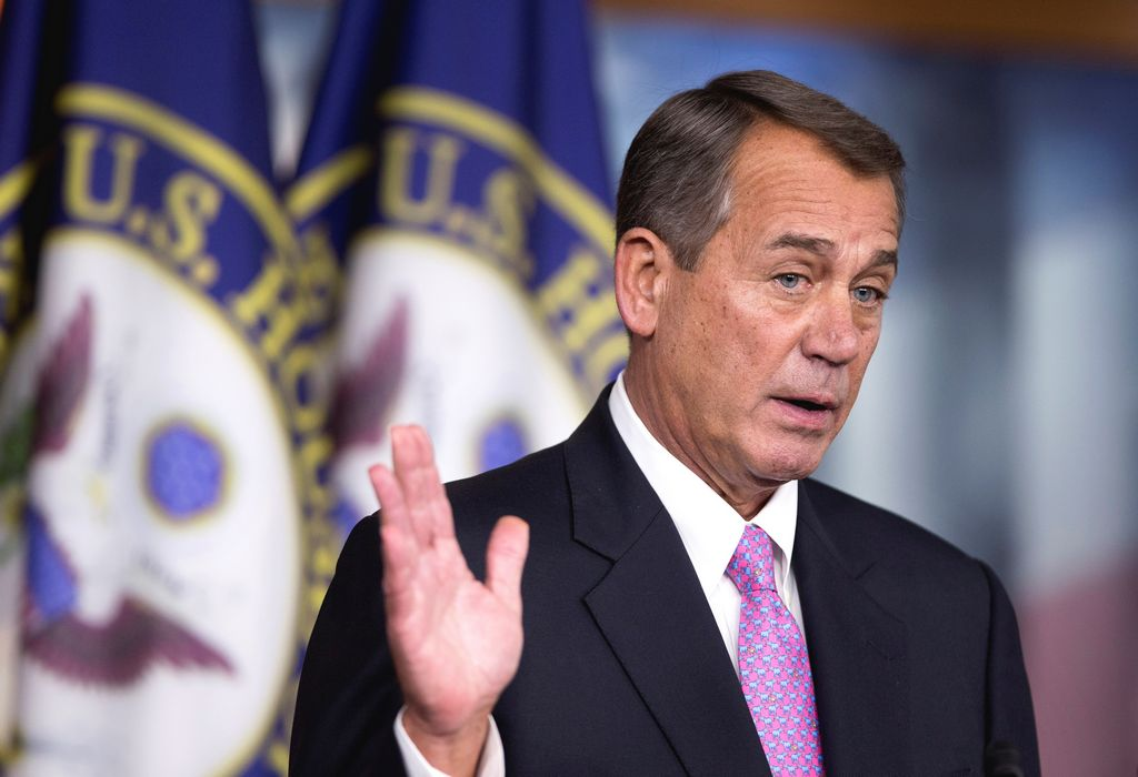 """Boehner elabora """"principios"""" sobre reforma migratoria"""
