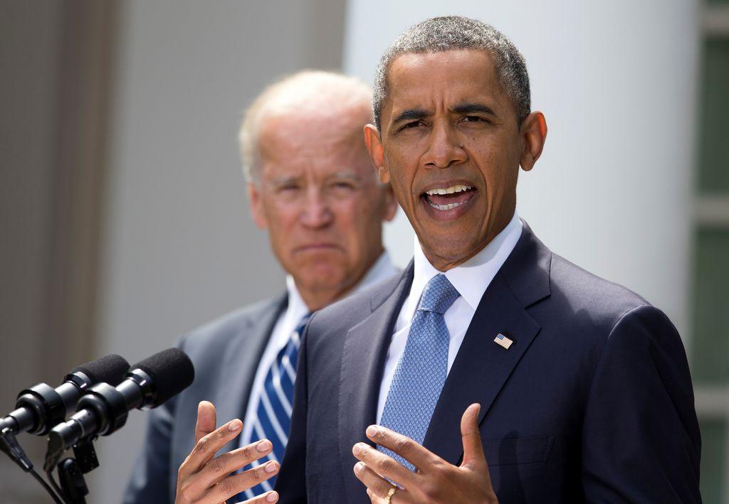 Obama defiende a su vicepresidente ante fuertes críticas